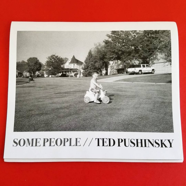 New one from @tedpushinsky and @unpiano books , I just ordered some for the site stay tuned