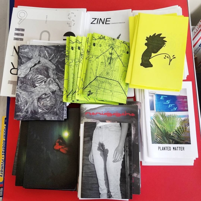 Lots of new zines about to be added to the site, u guys will be psyched