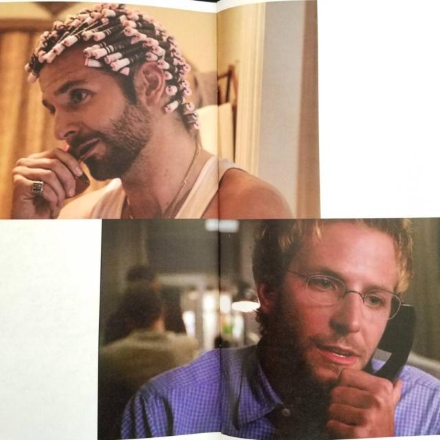 U get this one yet? Bradley Cooper fanzine @jamieflorance @alovetoken zinekong.com