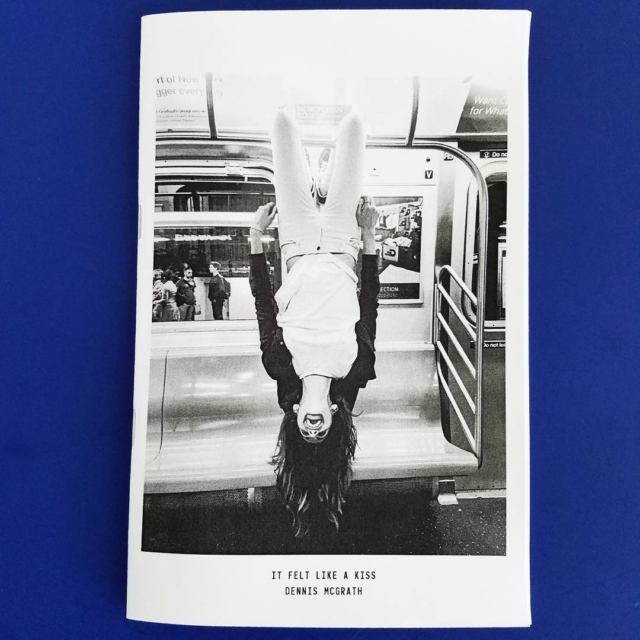New one from @dennis_mcgrath published by @hamburger_eyes out now