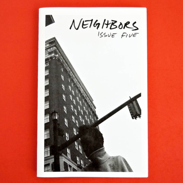 Neighbors zine issue 5 by @dorianwarneck @neighborszines get it zinekong.com