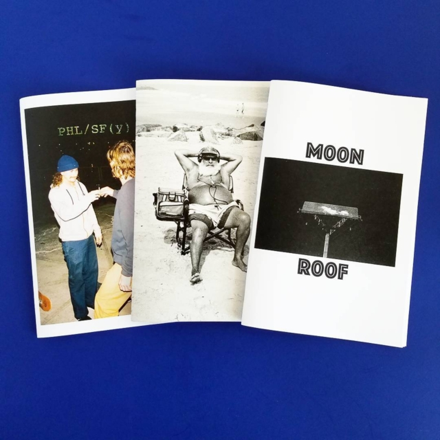 3 zines from @gorbitron_ out now