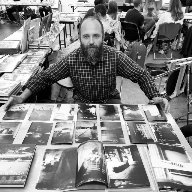Very few top darkroom chefs left in the world buy all of Sergej zines and books @sergejvutuc