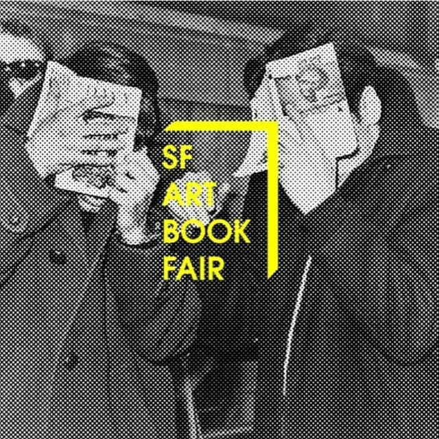 This weekend ur going right @sfartbookfair